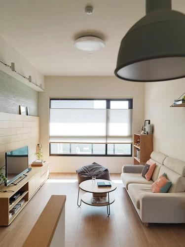 Căn hộ 80 m2 trang trí tối giản mà thân thiện - Ảnh 3.