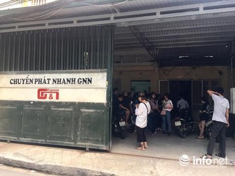 """Vụ """"Giám đốc xin đi tù"""": Khách hàng kéo đến vây kín trụ sở GNN - Ảnh 3."""