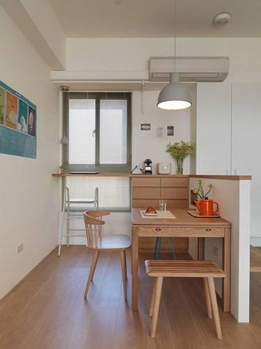 Căn hộ 80 m2 trang trí tối giản mà thân thiện - Ảnh 5.