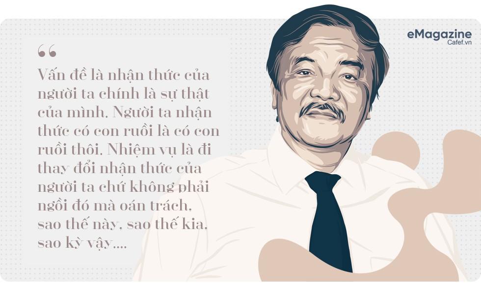Chủ tịch Tân Hiệp Phát Trần Quí Thanh tiết lộ hậu trường 2 lần bán công ty bất thành - Ảnh 6.