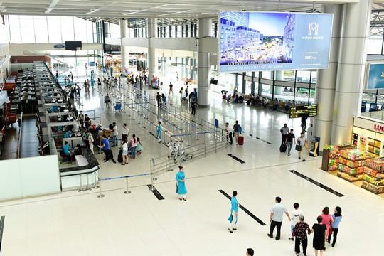 Cận cảnh diện mạo mới Nhà ga T1 Nội Bài sau một năm nâng cấp - Ảnh 5.
