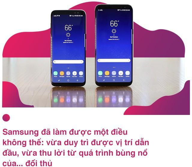 Nhìn thấu bản chất: Samsung đang cố tình để Huawei, Xiaomi, Oppo vươn lên chiếm thị phần? - Ảnh 7.
