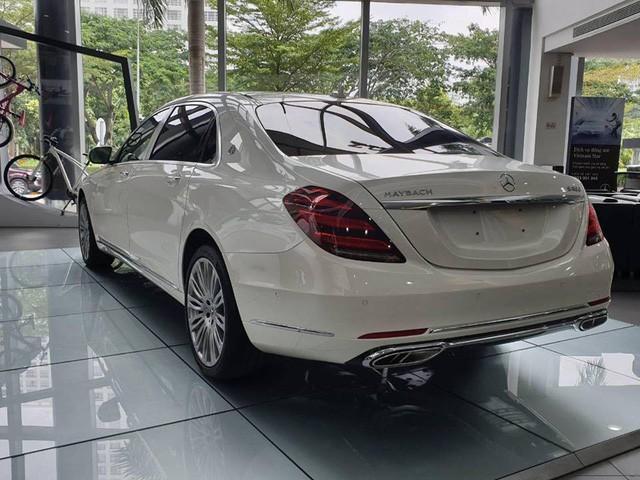 Thiếu gia Phan Thành bổ sung Mercedes-Maybach S450 4Matic vào bộ sưu tập xe khủng - Ảnh 4.