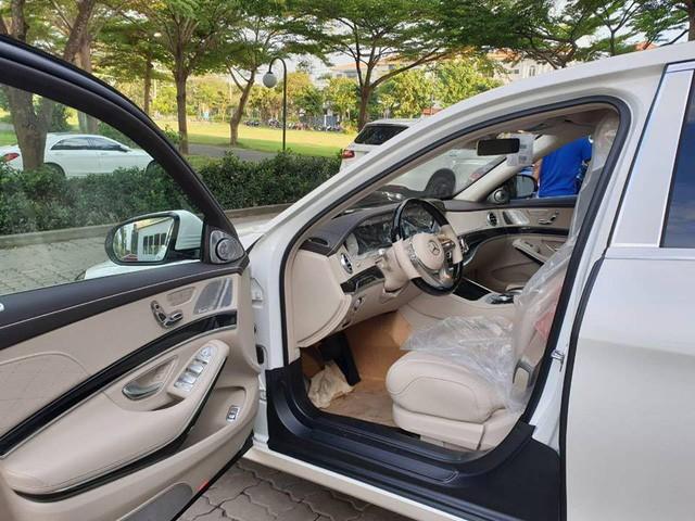 Thiếu gia Phan Thành bổ sung Mercedes-Maybach S450 4Matic vào bộ sưu tập xe khủng - Ảnh 5.