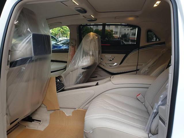 Thiếu gia Phan Thành bổ sung Mercedes-Maybach S450 4Matic vào bộ sưu tập xe khủng - Ảnh 6.