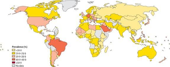 WHO cảnh báo rằng 1,4 tỷ người trưởng thành có nguy cơ mắc bệnh do ít vận động - Ảnh 2.