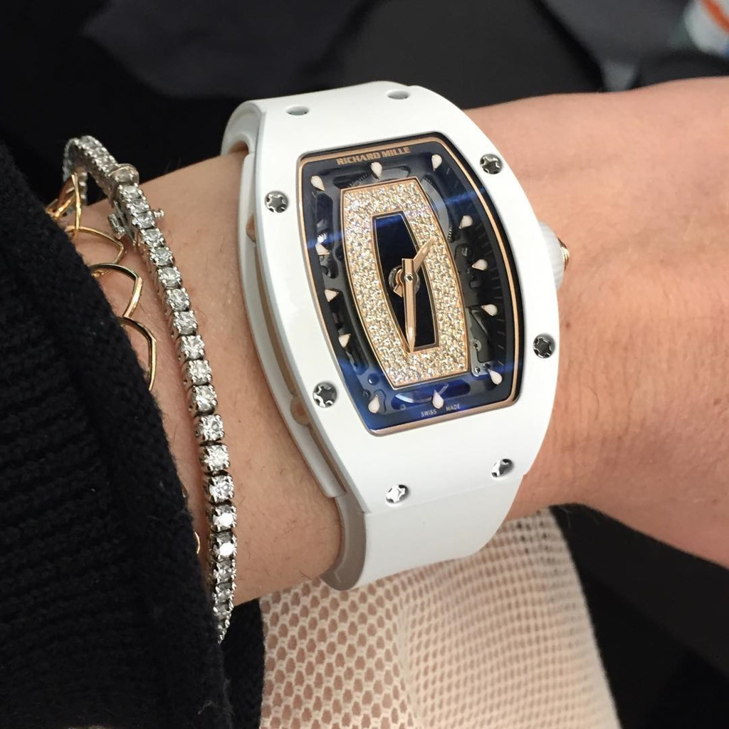 Đồng hồ Richard Mille ra mắt sản phẩm được mệnh danh là 'tuyệt sắc giai  nhân' dành riêng cho phái nữ