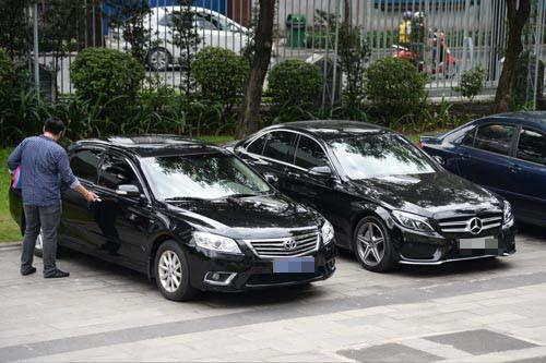 Với xe 4-5 chỗ ngồi, mức giá thuê sẽ là 20 triệu đồng/thángẢnh: HOÀNG TRIỀU