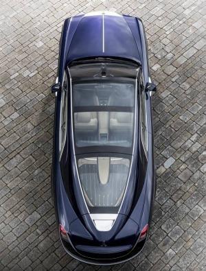 """Rolls-Royce Sweptail – Hình mẫu """"Haute Couture"""" trong làng xe hơi - Ảnh 2."""