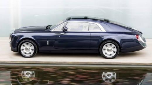 """Rolls-Royce Sweptail – Hình mẫu """"Haute Couture"""" trong làng xe hơi - Ảnh 3."""