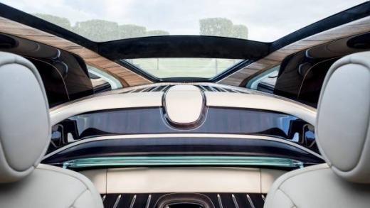 """Rolls-Royce Sweptail – Hình mẫu """"Haute Couture"""" trong làng xe hơi - Ảnh 4."""