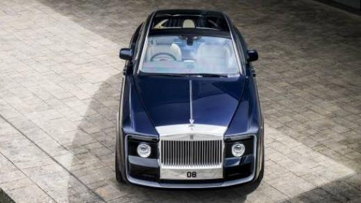 """Rolls-Royce Sweptail – Hình mẫu """"Haute Couture"""" trong làng xe hơi - Ảnh 6."""