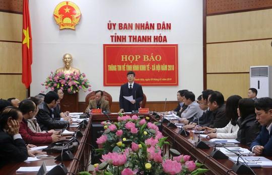 """Chủ tịch Thanh Hóa nói về việc Cục Thuế Thanh Hóa xin 700 triệu đồng để """"động viên anh em"""" đi thu thuế - Ảnh 1."""