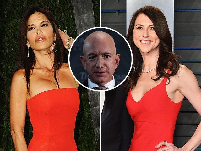 Lộ tin nhắn mùi mẫn tỷ phú Bezos gửi cho người tình bí mật, hình ảnh selfie nhạy cảm tới mức báo chí không thể đăng tải - Ảnh 1.