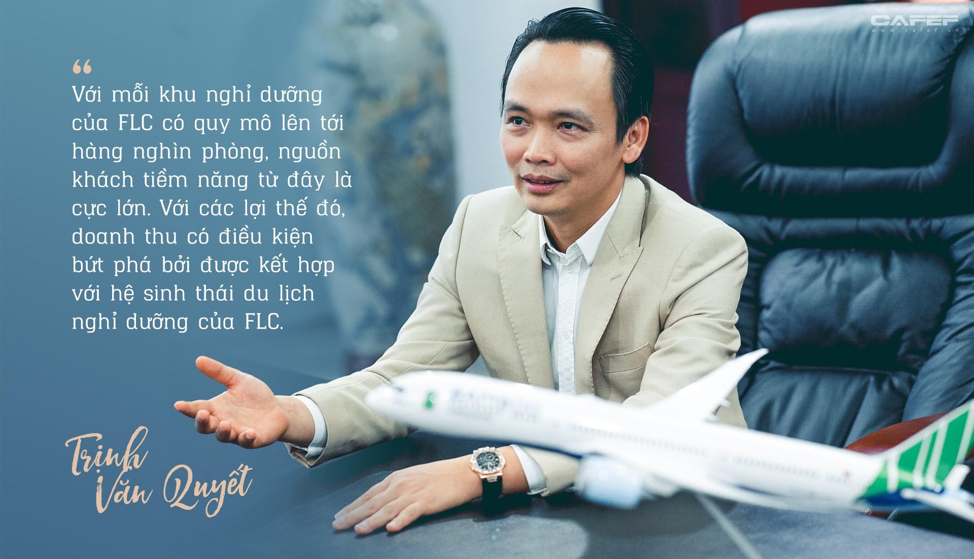 Chủ tịch FLC Trịnh Văn Quyết: Tôi thấy vận hành hãng hàng không dễ hơn làm bất động sản! - Ảnh 11.