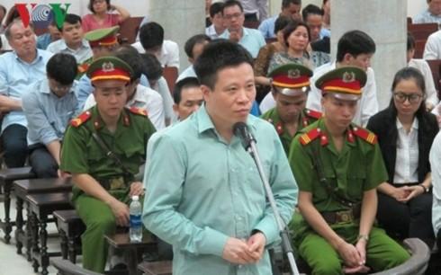 Triệu tập Hà Văn Thắm đến phiên xử vụ án tại Cty Lọc hóa dầu Bình Sơn - Ảnh 1.