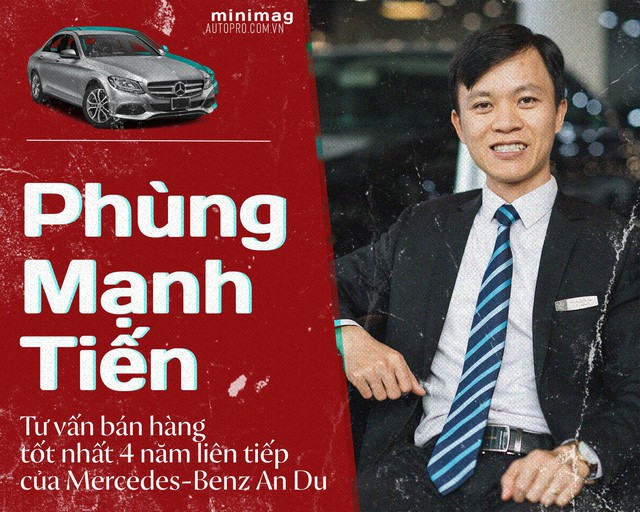 """Tư vấn bán hàng Mercedes-Benz: """"Cảm thấy xấu hổ khi bán xe sang cho người Việt"""" - Ảnh 1."""