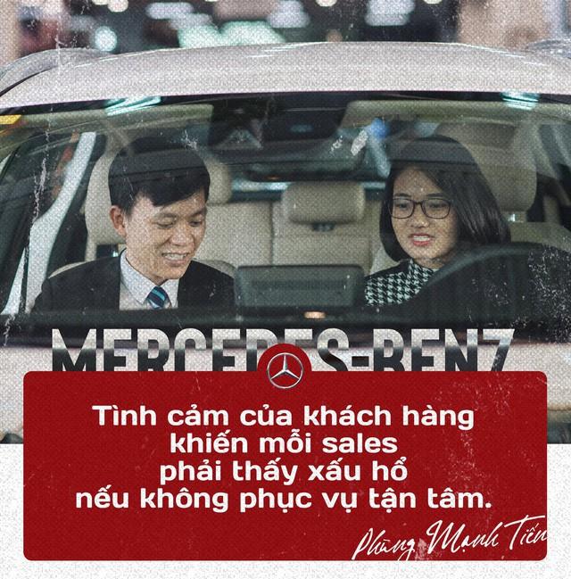 """Tư vấn bán hàng Mercedes-Benz: """"Cảm thấy xấu hổ khi bán xe sang cho người Việt"""" - Ảnh 11."""
