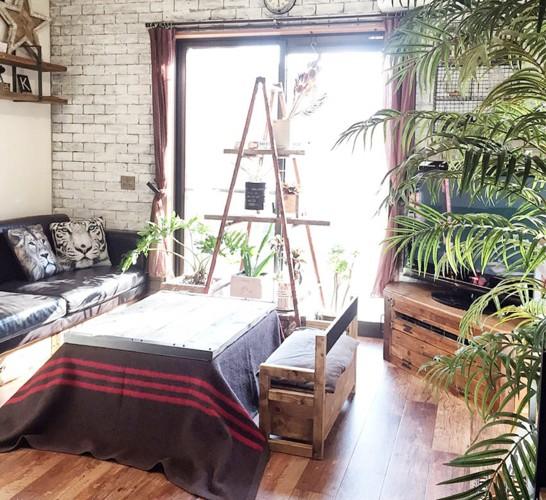 Homestay làm từ gỗ tái chế gần gũi, ấm cúng - Ảnh 4.