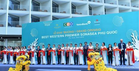 CEO Group đưa vào hoạt động khách sạn 5 sao 1.500 tỷ đồng tại Phú Quốc - Ảnh 1.