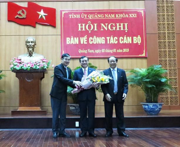 Chân dung Bí thư Tỉnh ủy Quảng Nam được 100% phiếu bầu - Ảnh 2.