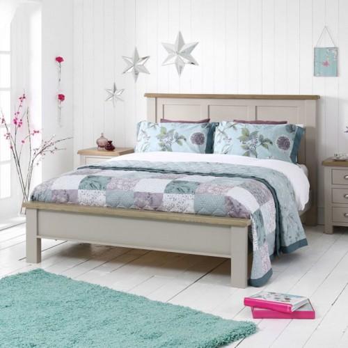 Giường ngủ đơn giản tiết kiệm diện tích - Ảnh 6.