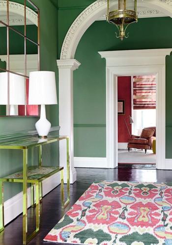 Trang trí không gian nhà với màu trắng - Ảnh 2.