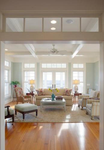 Trang trí không gian nhà với màu trắng - Ảnh 6.