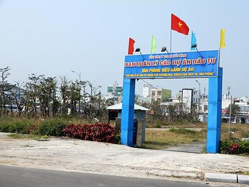 Bộ Quốc phòng đang thanh tra dự án bên sông Hàn của Tổng Công ty 319 - Ảnh 1.
