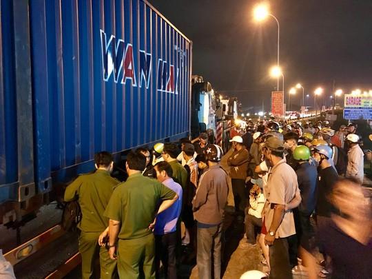 Vụ tai nạn giao thông thảm khốc ở Long An: Tài xế đã ra trình diện - Ảnh 5.