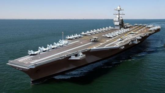 Dọa đánh chìm tàu sân bay Mỹ, Trung Quốc chọc trúng tổ kiến lửa? - Ảnh 1.