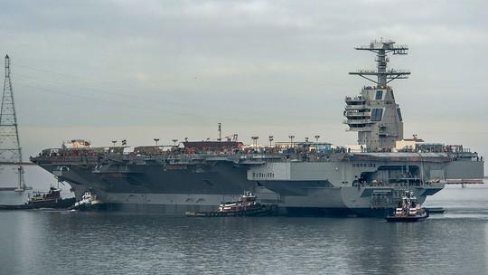 Dọa đánh chìm tàu sân bay Mỹ, Trung Quốc chọc trúng tổ kiến lửa? - Ảnh 2.