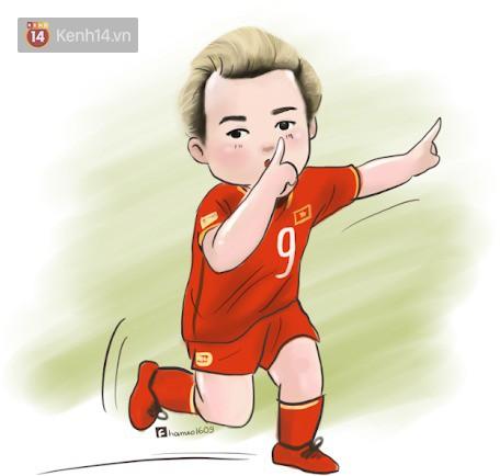 Điều ước của Văn Toàn trước thềm Asian Cup 2019 khiến fan chạnh lòng - Ảnh 3.