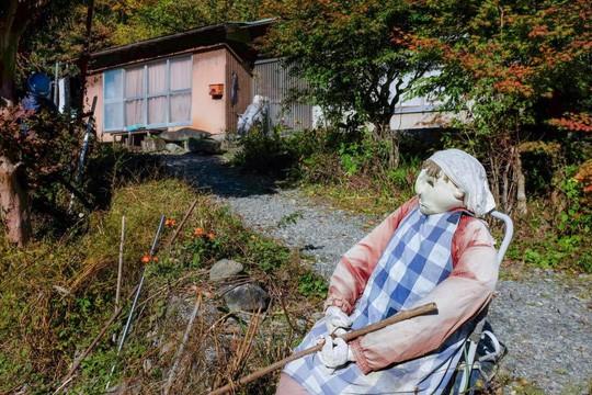 """""""Rùng mình"""" với ngôi làng làm búp bê thế chỗ người chết ở Nhật - Ảnh 6."""