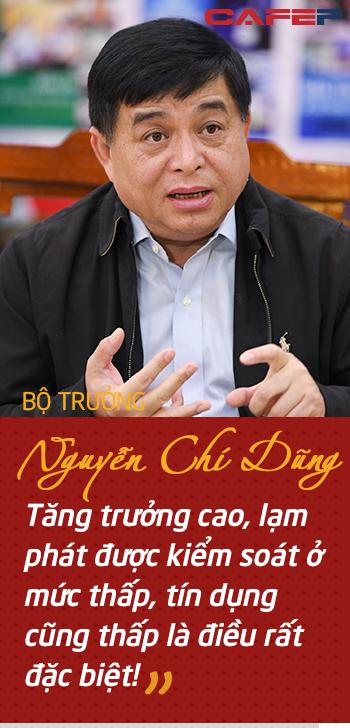 Bộ trưởng Nguyễn Chí Dũng: Việt Nam có thể làm được nhiều điều thần kỳ hơn nữa! - Ảnh 2.