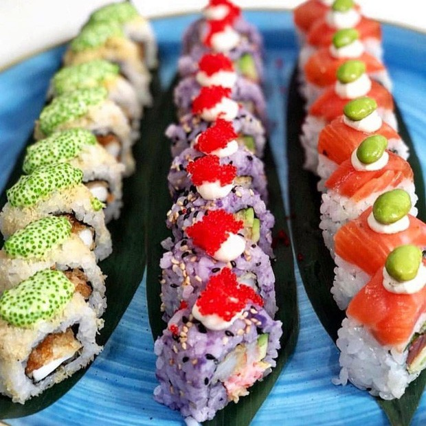Đố bạn biết sushi và kimbap có gì khác nhau: Ngoài xuất xứ từ 2 quốc gia, điểm đặc trưng này mới là quyết định! - Ảnh 9.