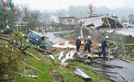 Nhật Bản sau bão Hagibis: Đường biến thành sông, nhà cửa đổ sập - Ảnh 5.