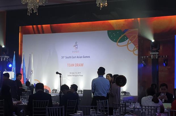 Bốc thăm SEA Games 2019: Chủ nhà Philippines bất ngờ không phát trực tiếp, fan ngóng kết quả như thời ông bà anh - Ảnh 3.