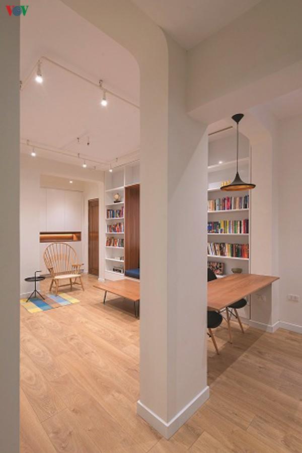 Cải tạo căn hộ cũ thành không gian sống đẹp - Ảnh 8.