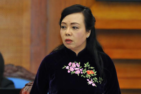 Lý do miễn nhiệm Bộ trưởng Y tế Nguyễn Thị Kim Tiến - Ảnh 2.