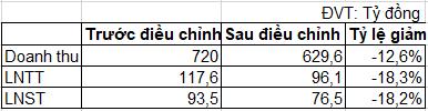 Giống cây trồng Miền Nam (SSC) điều chỉnh giảm 18% chỉ tiêu lợi nhuận cả năm - Ảnh 1.