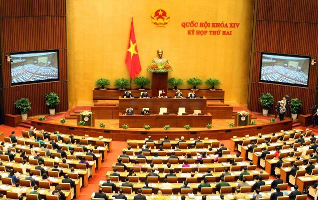 Quốc hội sẽ biểu quyết thông qua Luật Chứng khoán ngày 27/11 - Ảnh 1.