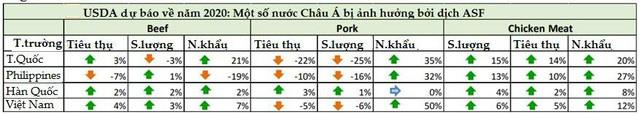 Sức nóng của thị trường thịt lợn thế giới dự báo sẽ kéo dài tới 2020 - Ảnh 5.