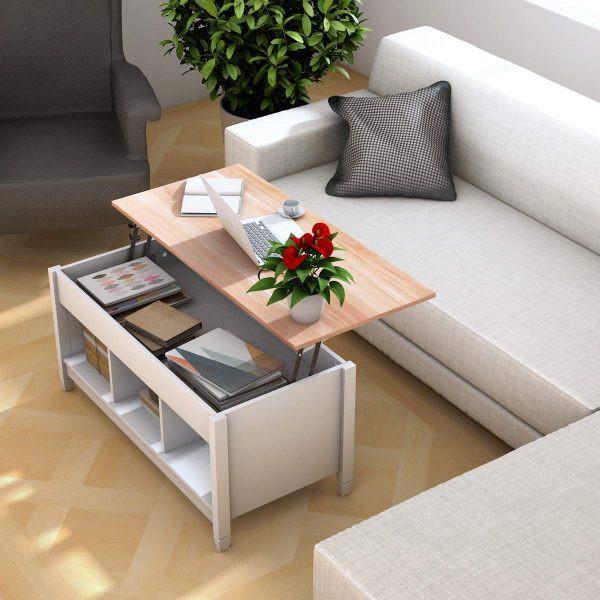 Mẫu bàn phòng khách đẹp và tiện dụng - Ảnh 3.