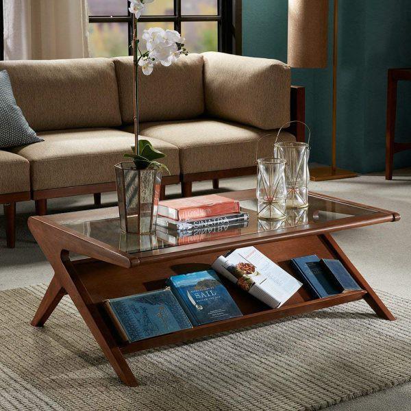 Mẫu bàn phòng khách đẹp và tiện dụng - Ảnh 5.