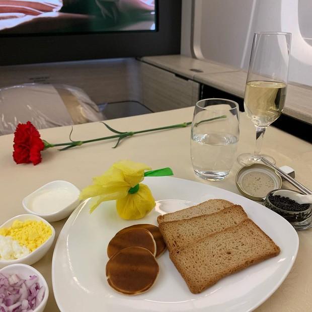 Suất ăn hạng nhất của 15 hãng hàng không này sẽ làm thay đổi quan niệm của bạn về chuyện ăn uống trên máy bay - Ảnh 16.