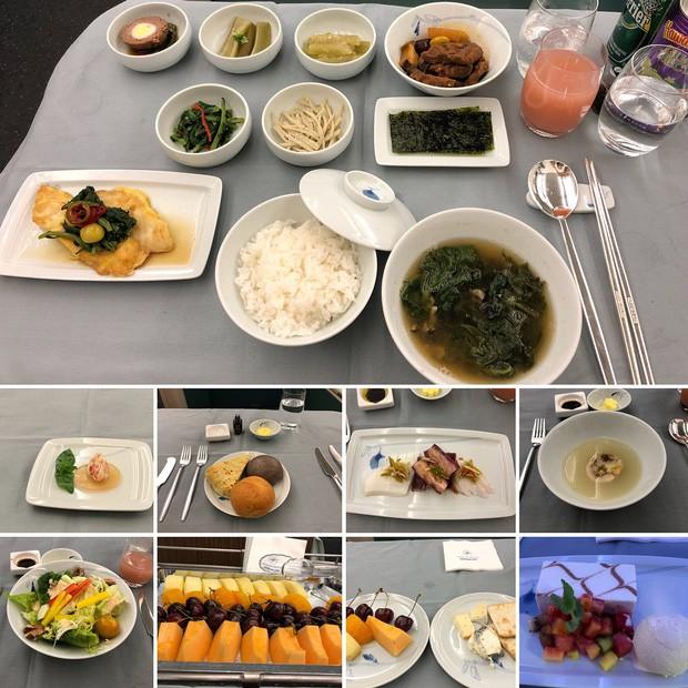 Suất ăn hạng nhất của 15 hãng hàng không này sẽ làm thay đổi quan niệm của bạn về chuyện ăn uống trên máy bay - Ảnh 28.