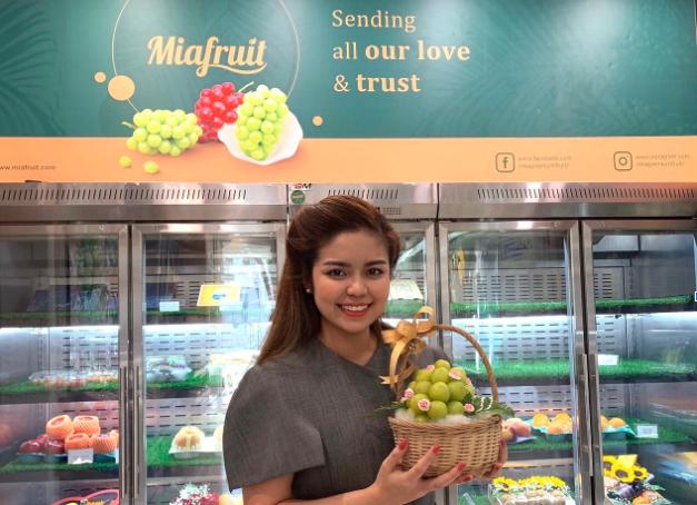 Một đơn vị chuyên nhập khẩu trái cây cao cấp dự gọi vốn, tham vọng đưa mô hình bán trái cây như bán trang sức kiểu Nhật về Việt Nam - Ảnh 1.