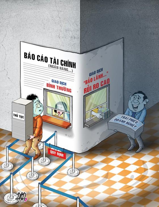 Nợ xấu phát sinh, Ngân hàng Nhà nước có soi? - Ảnh 1.