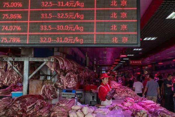 Trung Quốc dự trữ thịt lợn từ bao giờ? Thịt lợn dự trữ có vị như thế nào? - Ảnh 2.